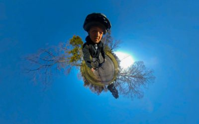Alan Powell Corona Diaries #9-Bike Ride
