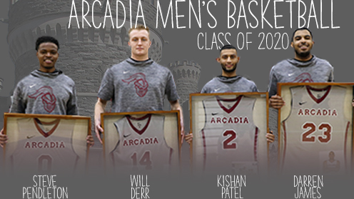 Arcadia Men's Basketball: Class of 2020