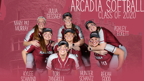 Arcadia Softball: Class of 2020