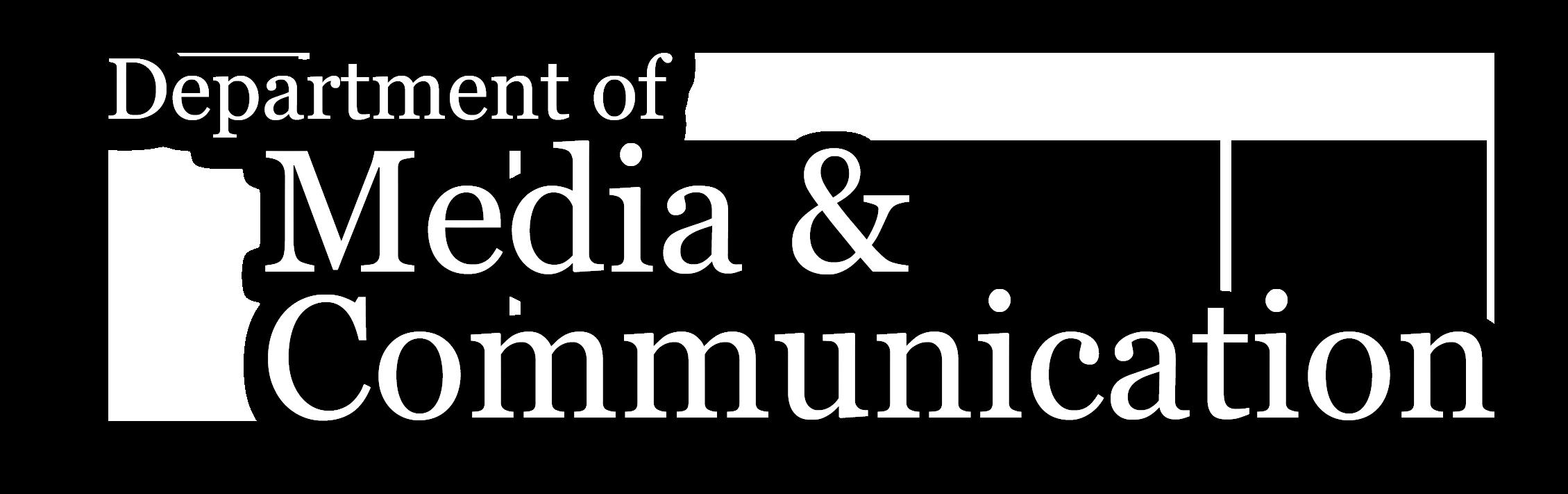 Arcadia University Media & Communication Senior Thesis