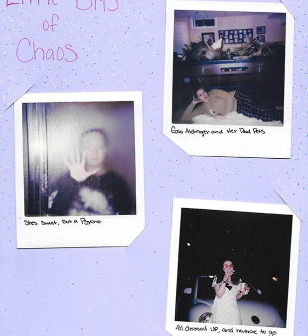 "Erin Brady  Blog# 1 ""Little Bits of Chaos"""
