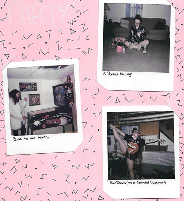 "Erin Brady: Blog#3 ""Party"""