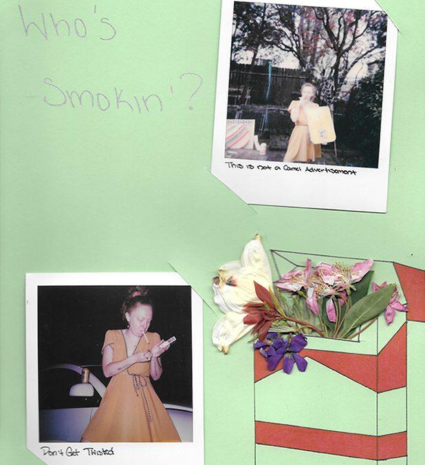 """Erin Brady Blog #2 """"Who's Smokin'?"""""""