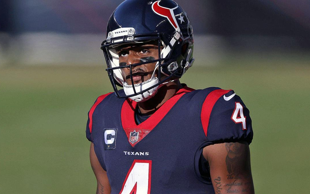 Bryce Wadsworth: WHAT WOULD YOU TRADE FOR DESHAUN WATSON? NFL QB TRADE VALUE: 2021 OFFSEASON