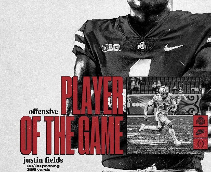 Brody Eccles: Blog #3 Justin Fields