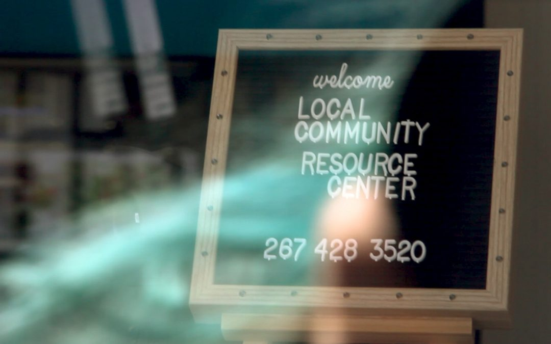 Charity Frye:  The Local Community Resource Center