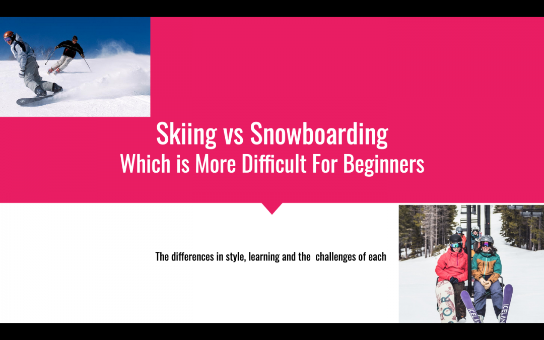 Isabella O'Hare: Learning Snow Boarding