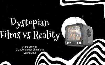 Alexa Smoller: Dystopian Films vs Reality