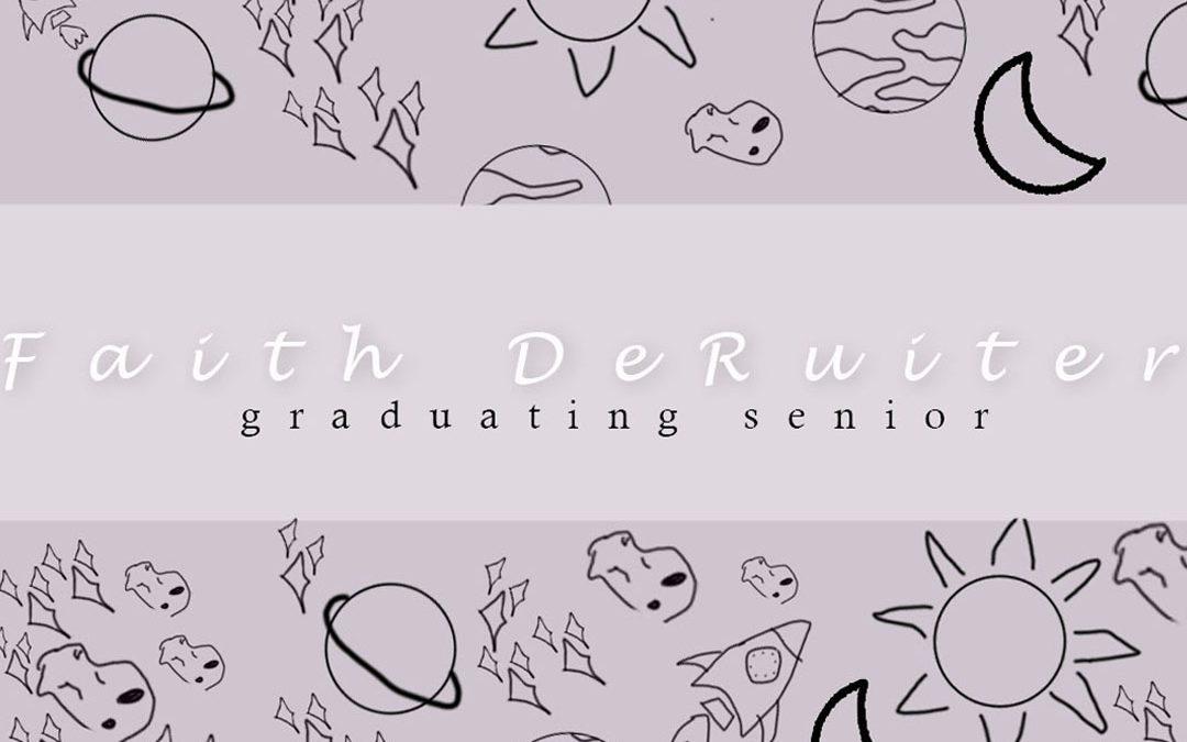 Faith DeRuiter: Blog #2